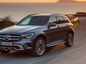 Mercedes GLC krijgt elektro-power